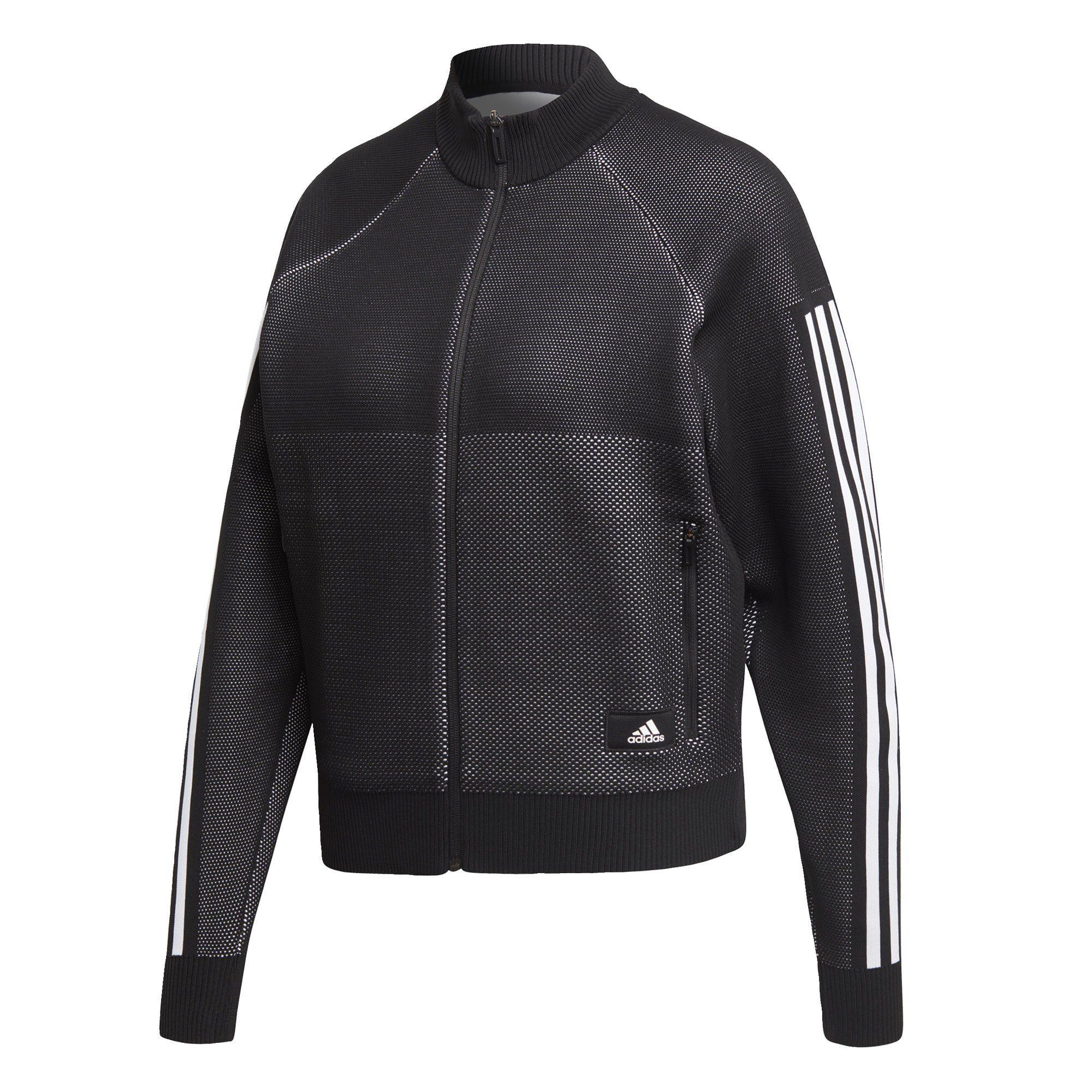 adidas Tiro 19 Trainingsjacke Damen schwarz weiß im Online Shop von SportScheck kaufen