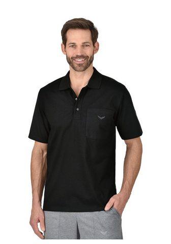 TRIGEMA Polo marškinėliai iš trikotažas