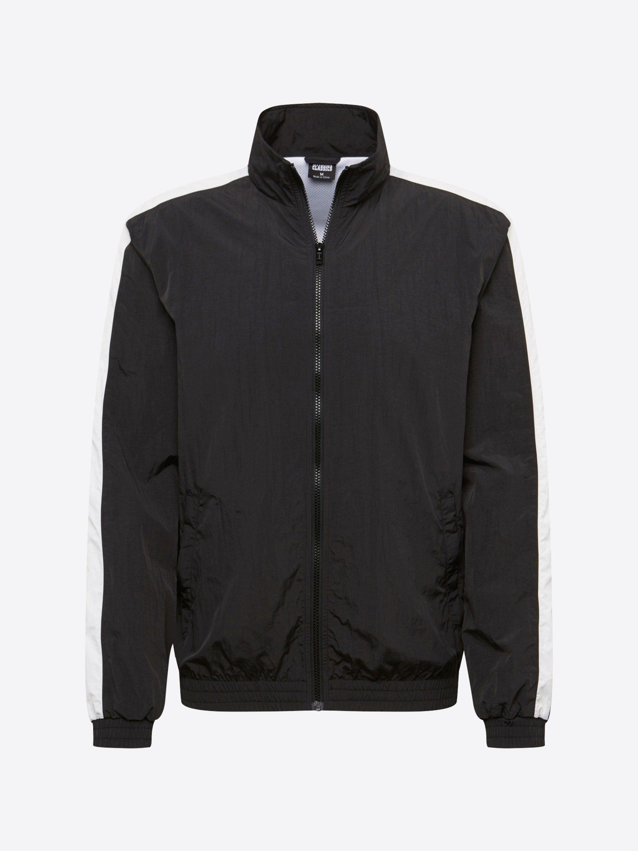 Classics Crinkle Urban »striped Jacket« Kurzjacke Track Sleeve Kaufen Online b7gYf6vy