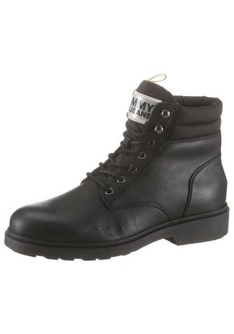TOMMY джинсы ботинки со шнуровкой &raq...