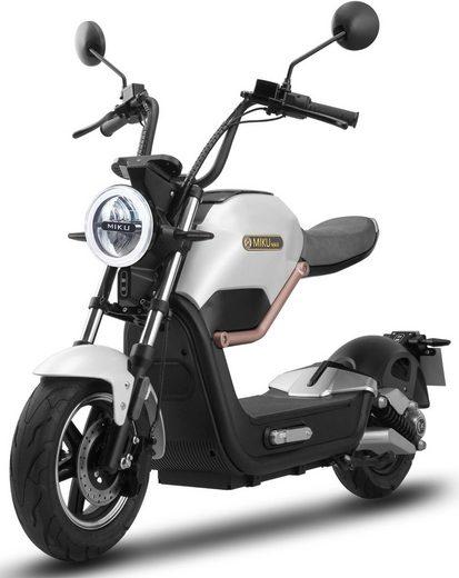 Miku Max E-Motorroller »ORIGINAL Miku Max«, 800 W, 45 km/h
