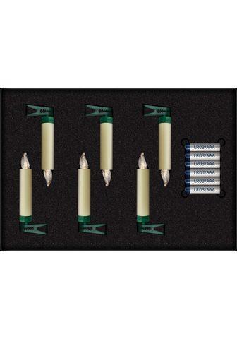 KRINNER Kalėdinė LED žvakė »Erweiterungs-Set«