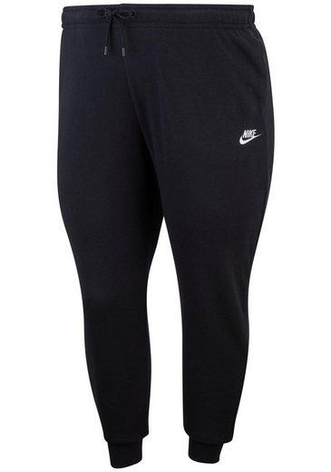 Nike Sportswear Jogginghose »WOMEN ESSENTIAL PANT FLEECE PLUS SIZE« In großen Größen