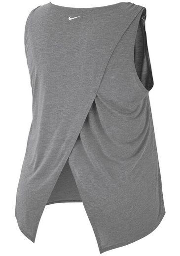 Nike Yogatop »WOMEN NIKE YOGA COLLECTION TANK PLUS SIZE«