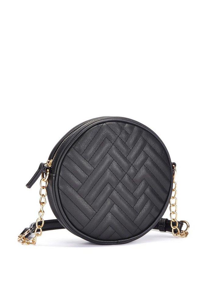 fec491e8191 LASCANA Mini Bag, kleine runde Umhängetasche | OTTO