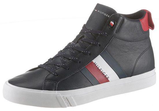 TOMMY HILFIGER »Dino 10A« Sneaker im angesagtem Materialmix