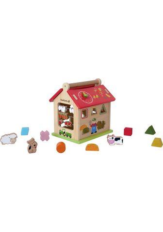 EVEREARTH ® Žaislas-dėlionė