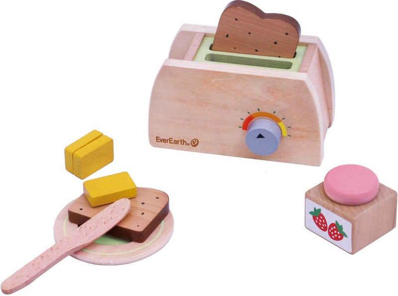 EverEarth® Kinder-Toaster »Kleines Frühstück«, FSC®-Holz aus gewissenhaft bewirtschafteten Wäldern
