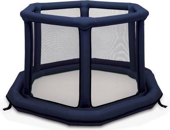 EverEarth® Bällebad »Aufblasbarer Laufstall, blau«