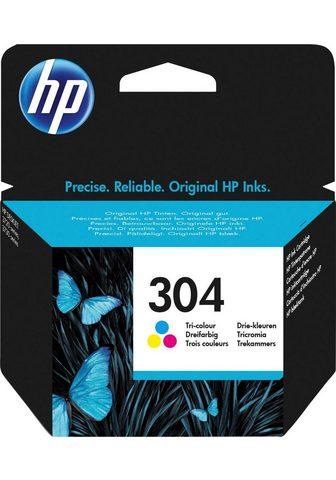 HP » 304 Druckerpatrone color« Rašalo kas...
