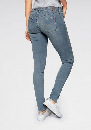Replay Skinny-fit-Jeans »LUZ HYPERFLEX« die extravagante Laserblast Edition