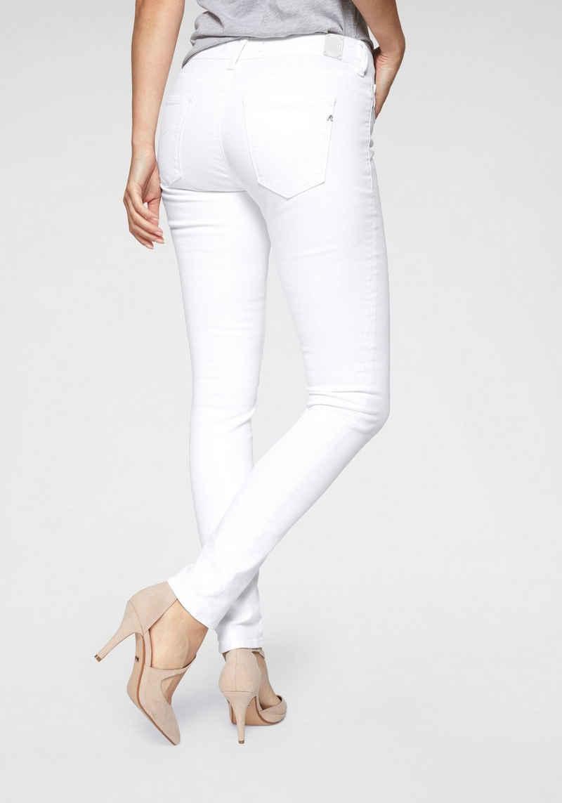 Replay Skinny-fit-Jeans »New Luz C Line - Powerstretch« in angesagten Waschungen & Farben