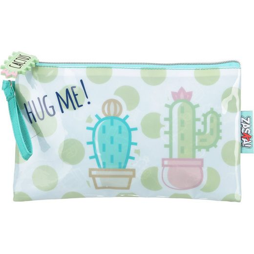 ZASKA! Kosmetiktasche Cactus Kaktus