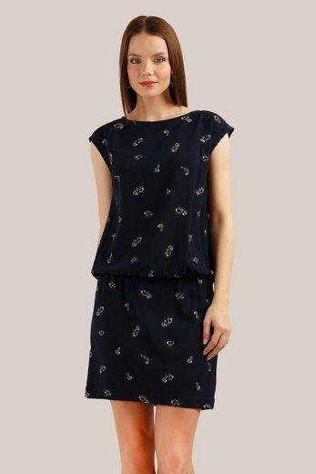 Finn Flare Modisches Kleid mit Print
