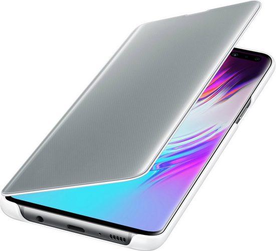 Samsung Handytasche »Clear View Cover EF-ZG977 für Galaxy S10 5G«