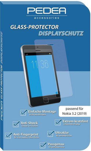 PEDEA Schutzglas »Display-Schutzglas für Nokia 3.2 (2019)«