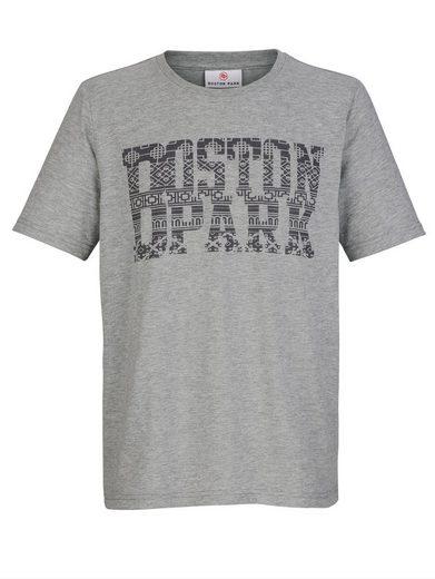 Boston Park T-Shirt mit Druck im Vorderteil