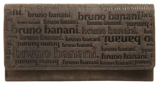 Bruno Banani Geldbörse »ALL OVER« (1-tlg), Kreditkartenfächer