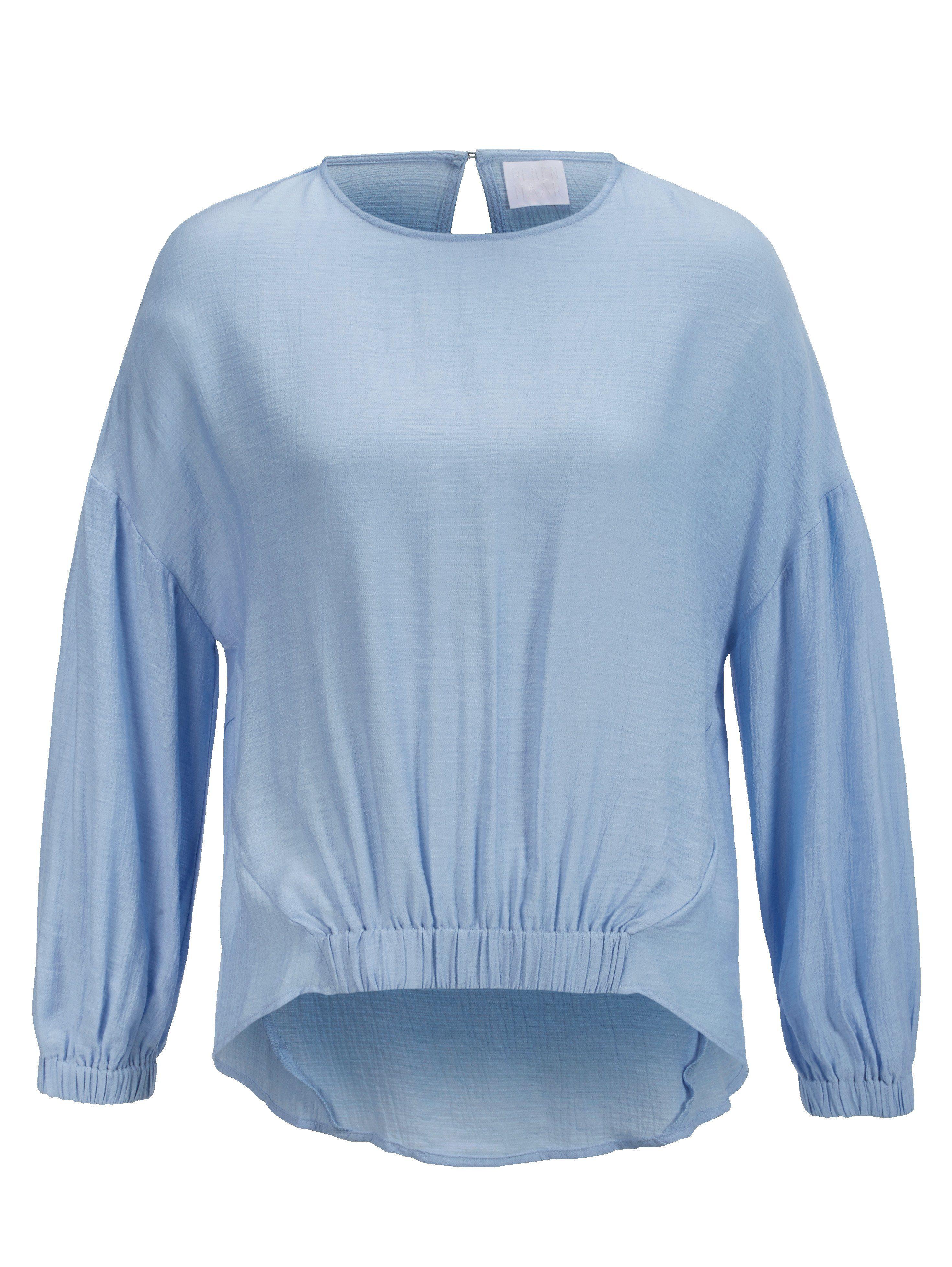 University Wear Plus 1 T-Shirt mit Varsity Jacke Varsity Jacke Burgund mit Grau Meliert /Ärmel Schultaschen