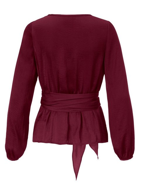 Sienna Wickelbluse