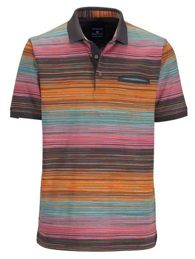 Babista Poloshirt mit hervorragenden Materialeigenschaften