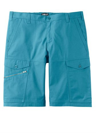 MEN PLUS BY HAPPY SIZE Bermudai su kišenėmis