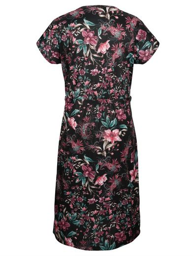 m. collection Gartenkleid rundum im edlem Blütendruckdessin