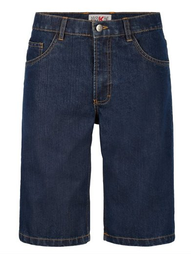 Roger Kent Jeansshorts in 5-Pocket Form