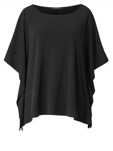 Sara Lindholm by Happy Size Slinky-Shirt in Oversize-Form
