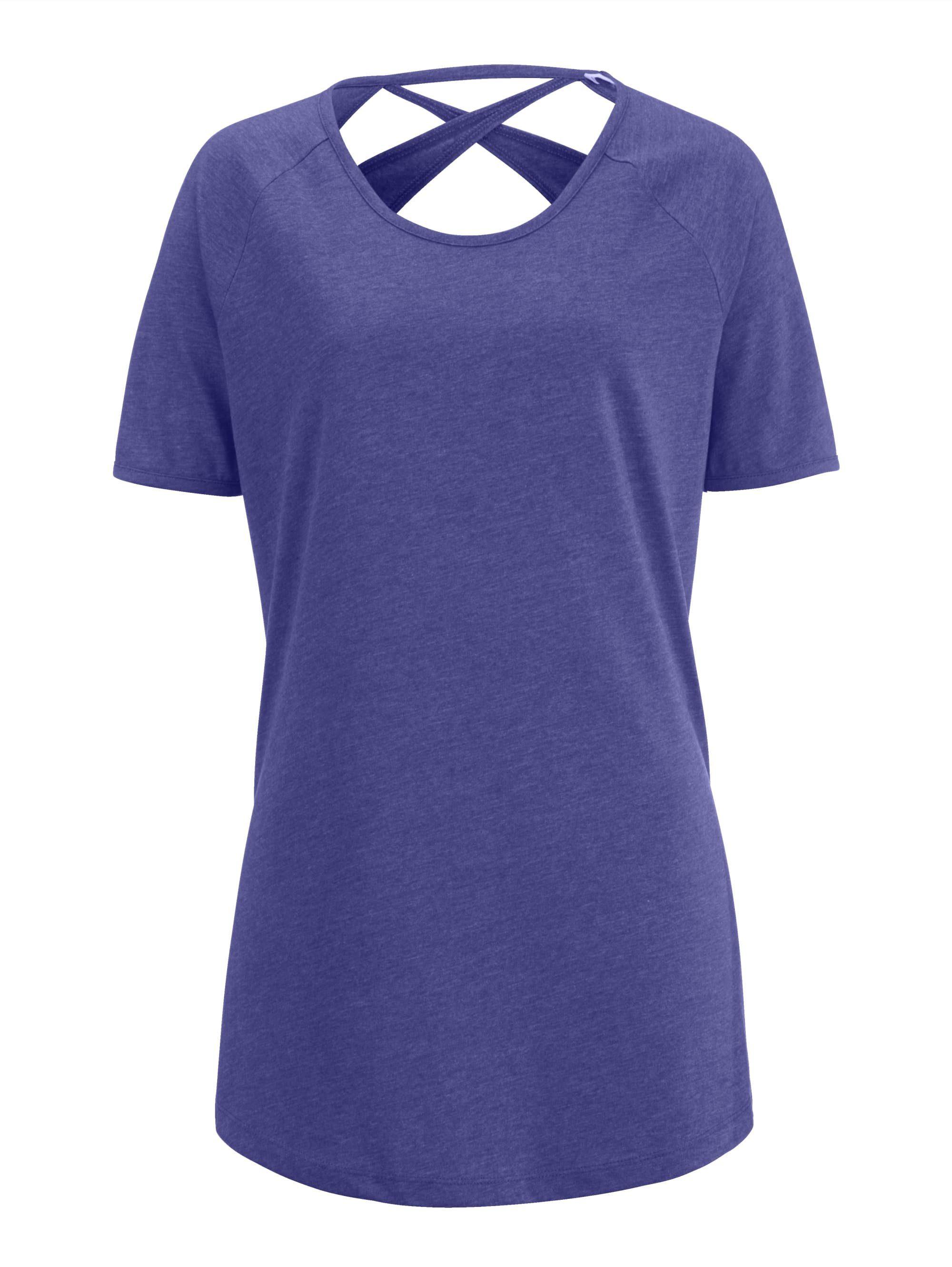 Shirt In Melange Online Moda Kaufen Alba optik TOkPZiwXu