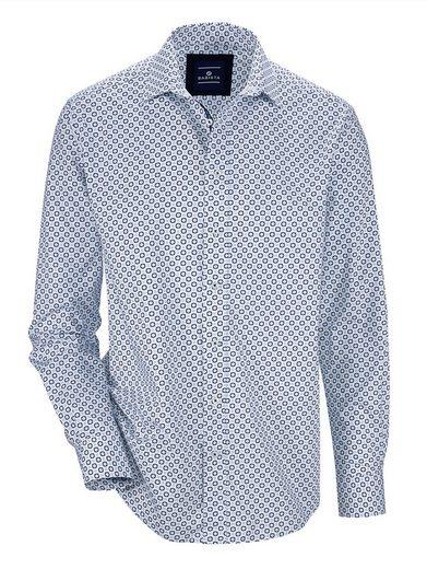 Babista Hemd mit grafischem Druckmuster