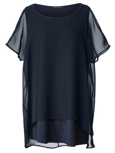 Sara Lindholm by Happy Size 2-in-1-Shirt