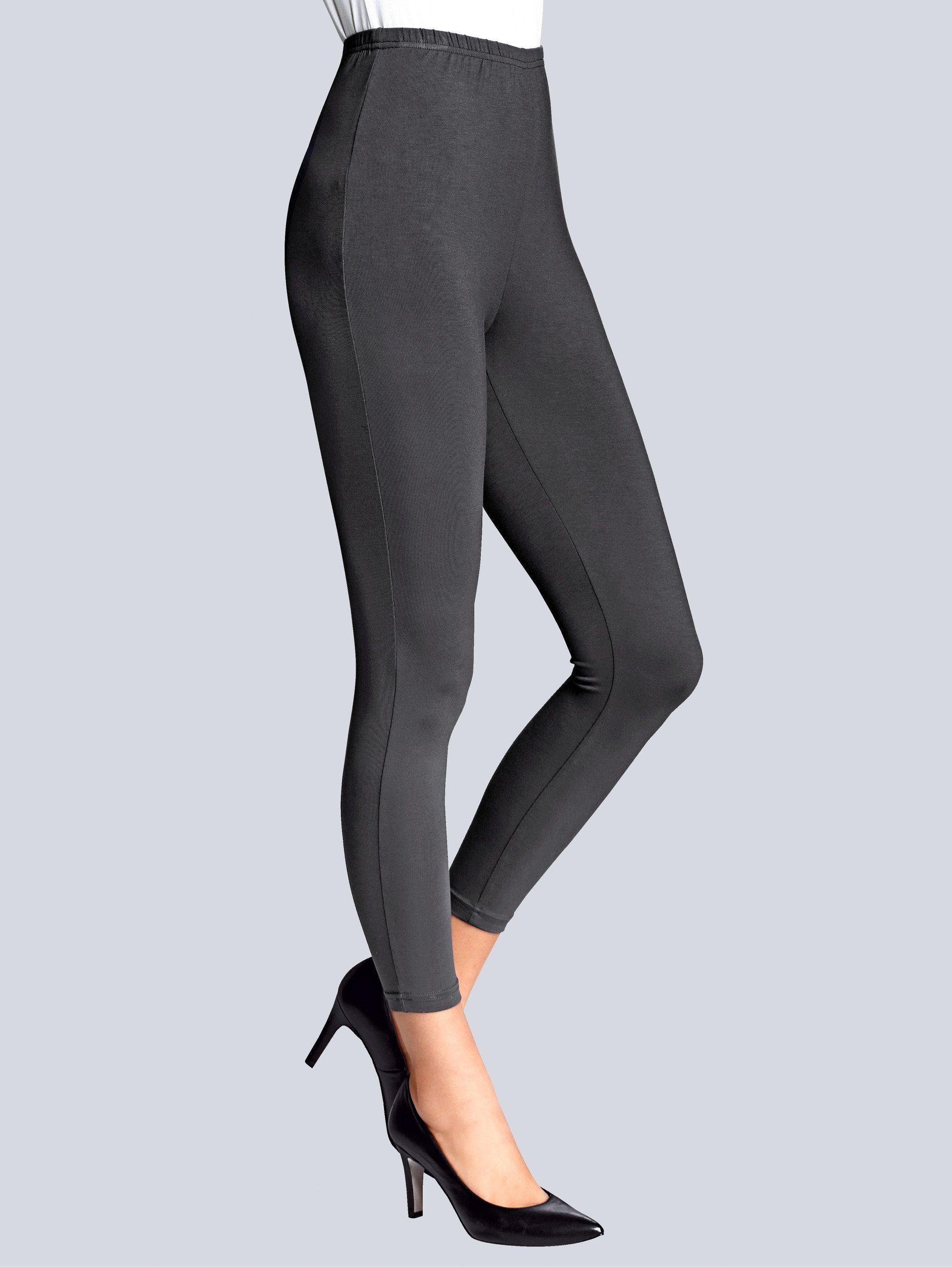 Alba Moda Leggings in fester, figurschmeichelnder Qualität online kaufen   OTTO