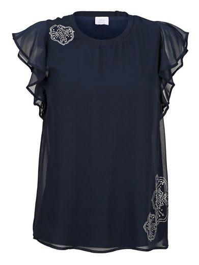Alba Moda Shirt modische 2-in-1 Optik