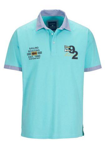 BABISTA Polo marškinėliai su Doppelkragen