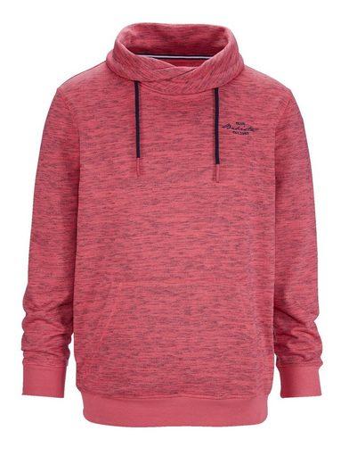 Babista Sweatshirt mit überschlagenem Kragen