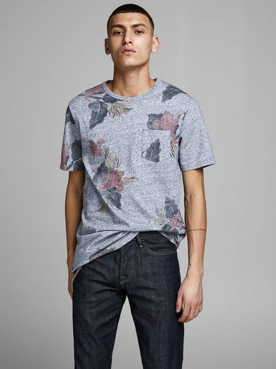 Jack & Jones Botanikprint T-Shirt