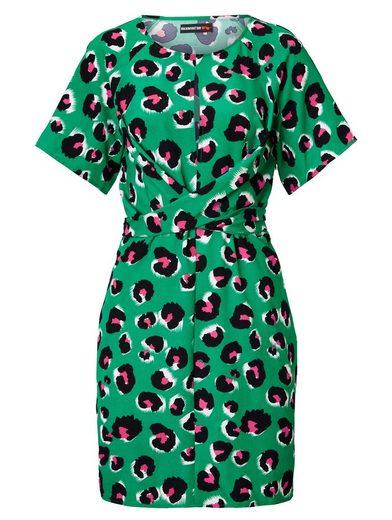 Rockgewitter Kleid mit Animal-Print
