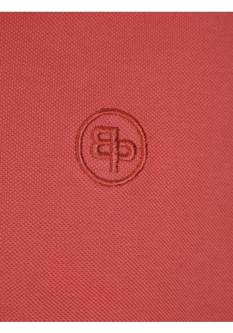 BOSTON PARK Polo marškinėliai su Kontrastbündchen