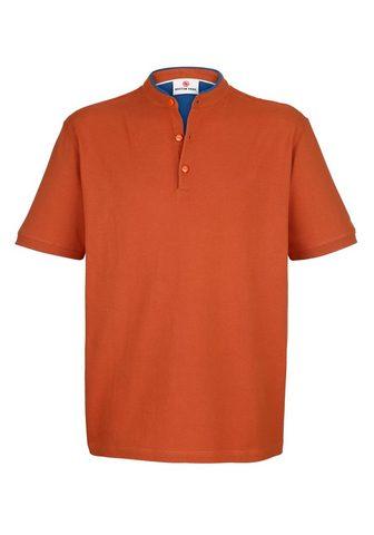 BOSTON PARK Marškinėliai su sagos