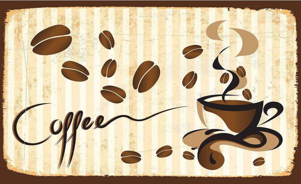 Consalnet Vliestapete Tassee Kaffee Verschiedene Motivgrößen