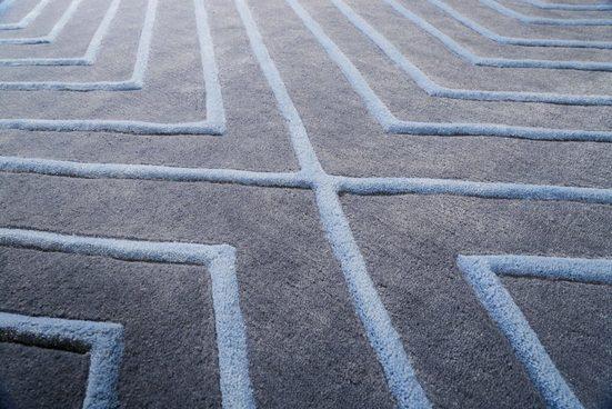 Teppich »V. Flip«  Esprit  rechteckig  Höhe 9 mm