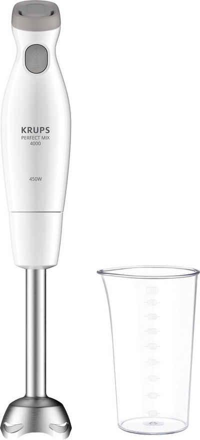 Krups Stabmixer HZ4511 Perfect Mix 4000, 450 W