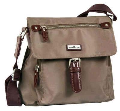602db15b576f95 TOM TAILOR Umhängetasche »Rina«, Crossbody Bag mit Zierschnalle