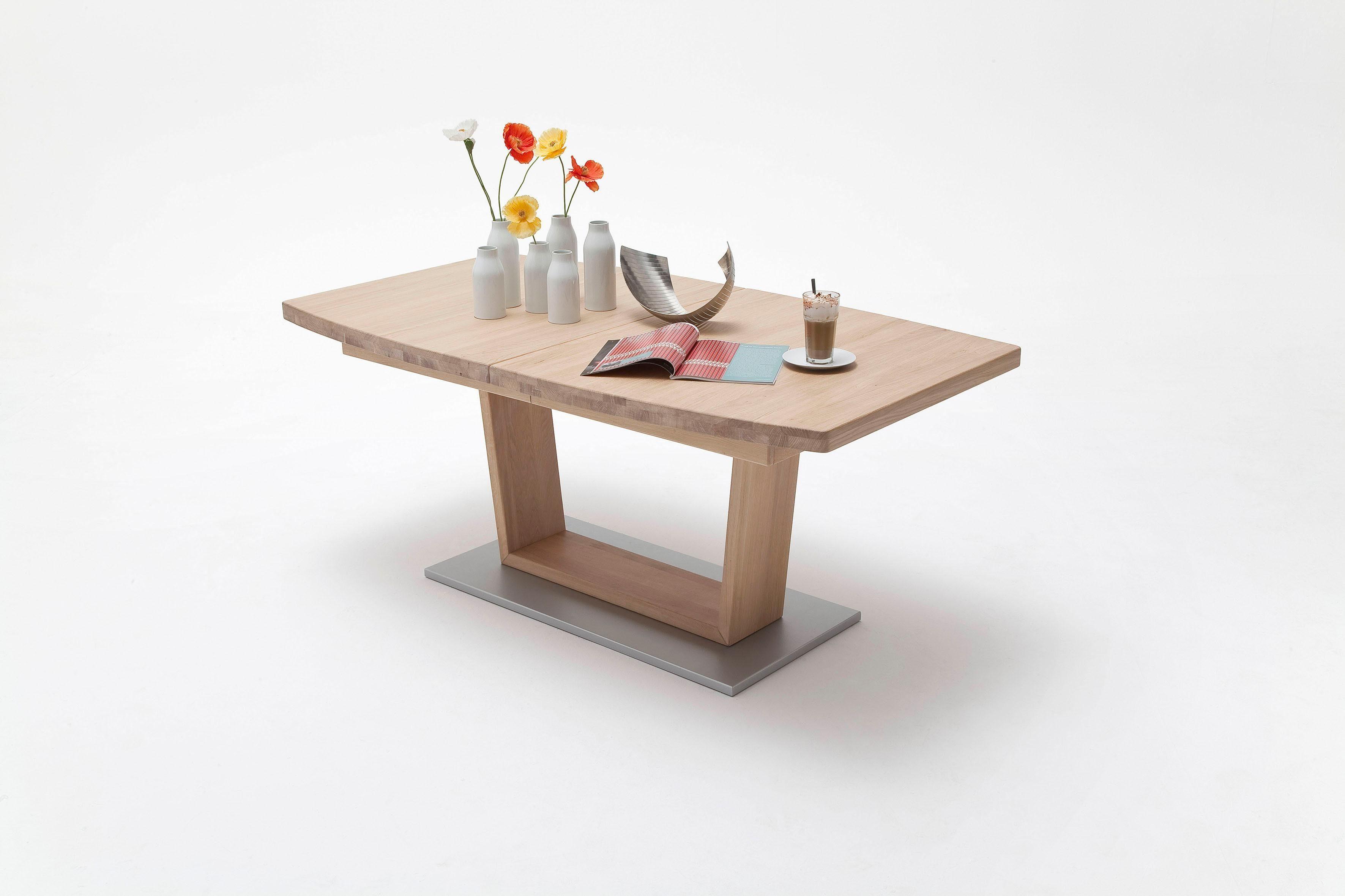 MCA furniture Esstisch »Cantania B«, Moderner Massivholz Esstisch in Bootsform online kaufen | OTTO