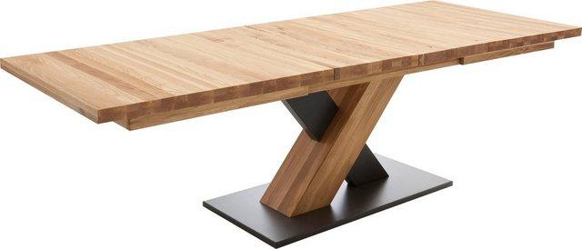 Tische - MCA furniture Säulen Esstisch »Mendoza«  - Onlineshop OTTO