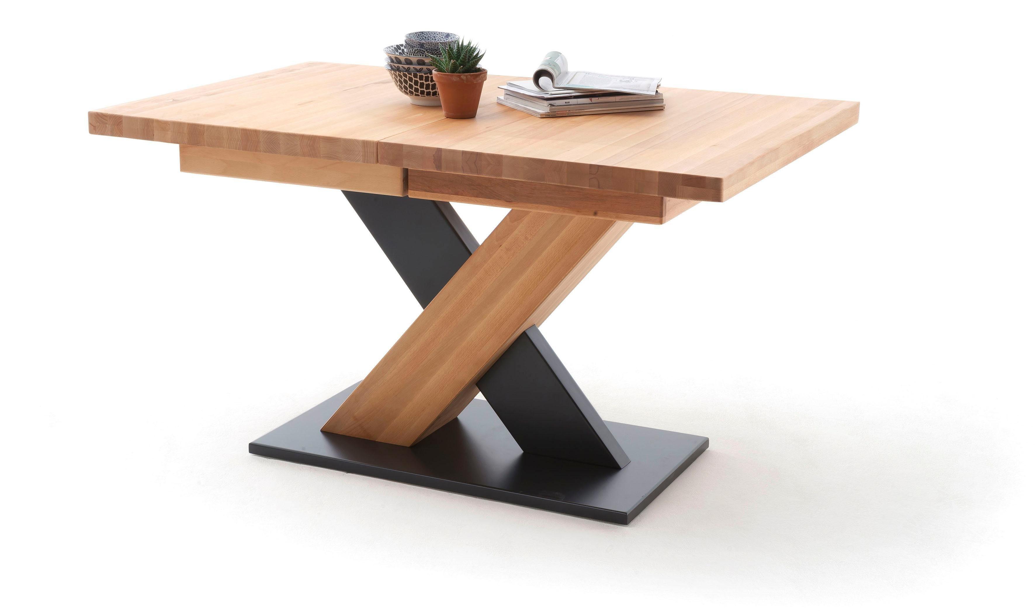 MCA furniture Säulen Esstisch »Mendoza«, Mit Auszugsfunktion online kaufen | OTTO