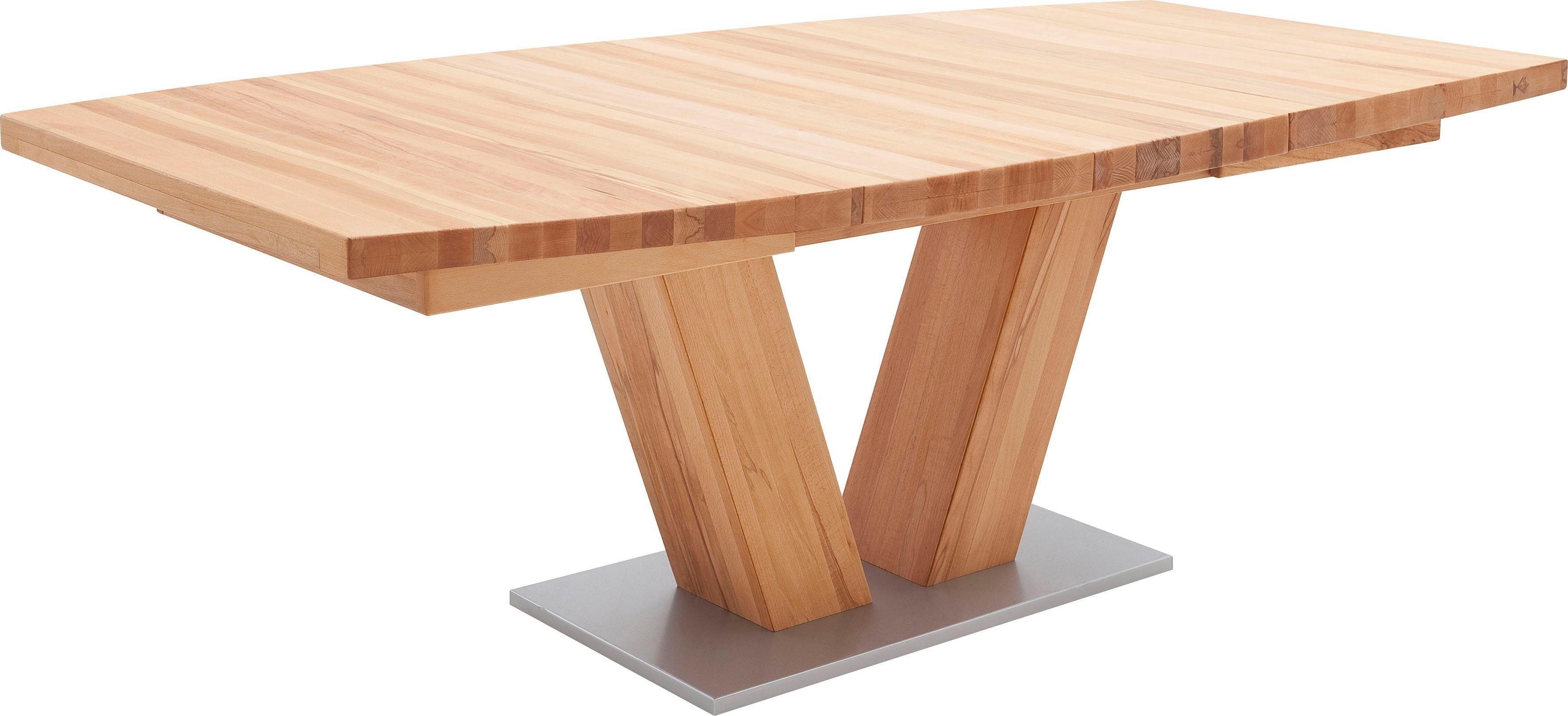 MCA furniture Säulen Esstisch »Managua«, Tischplatte fest montiert online kaufen | OTTO