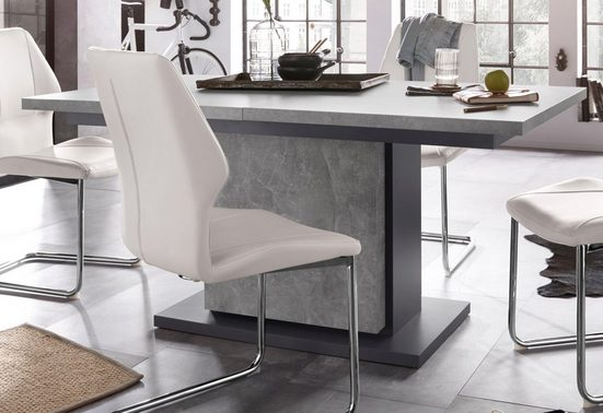 Homexperts Tisch, Breite 160 cm