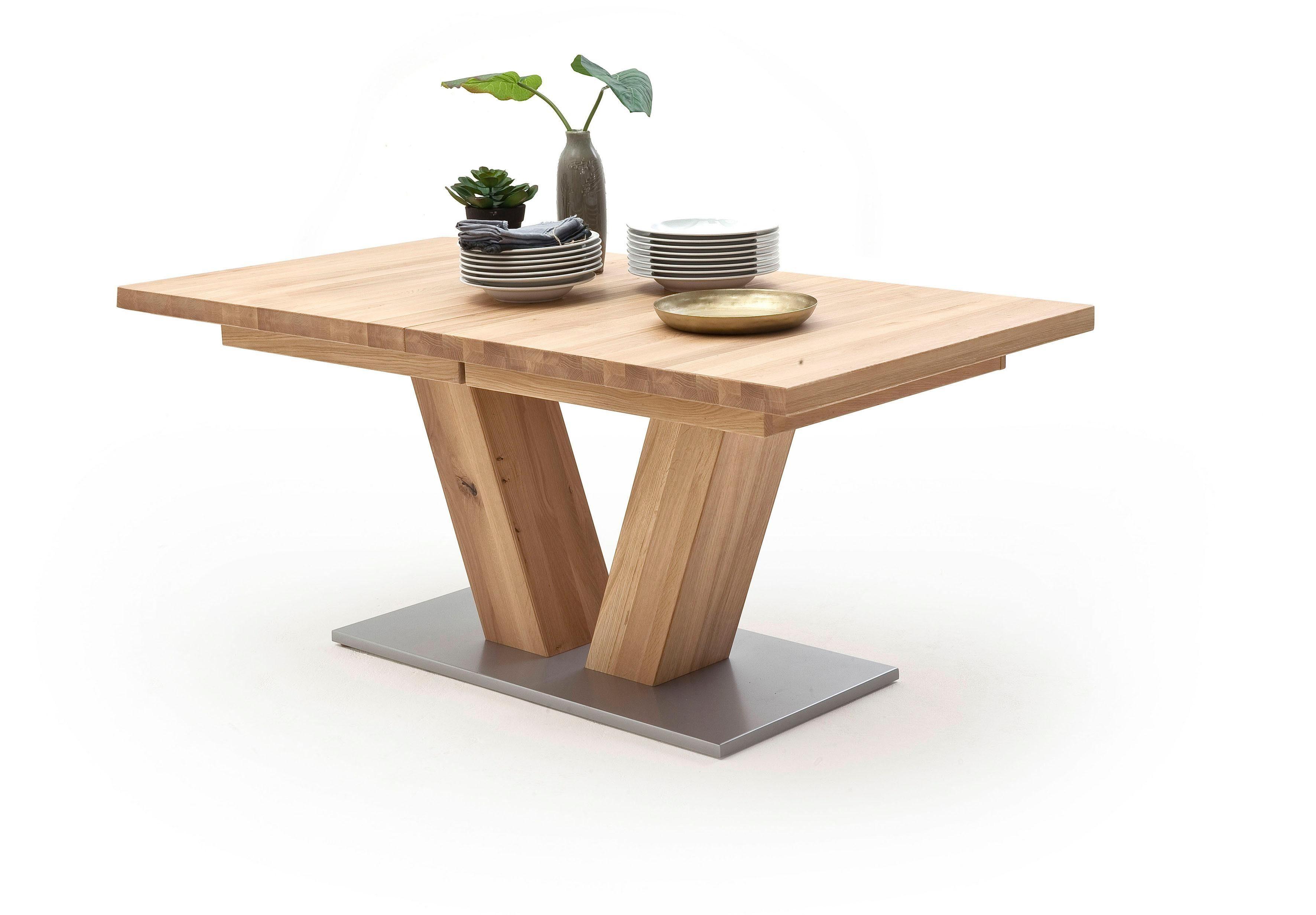 MCA furniture Säulen Esstisch »Managua«, Mit Auszugsfunktion online kaufen | OTTO